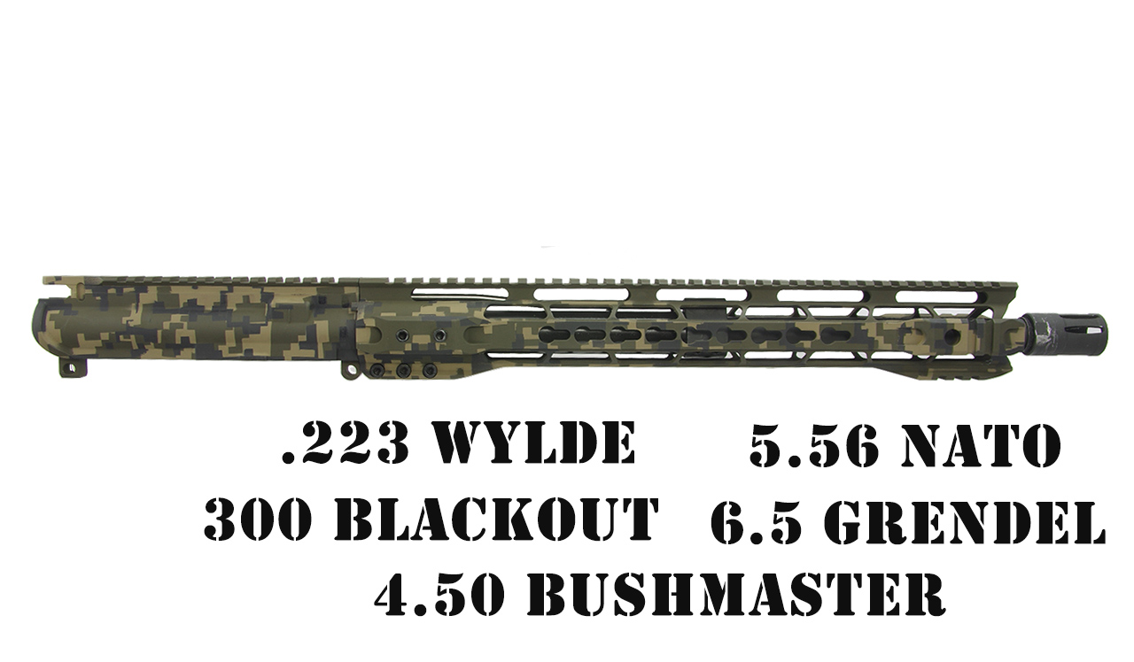 AR15 .300 blackout 16