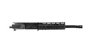 ".300 Blackout, 16"" Heavy Barrel, 1:8 Twist, Pistol Gas System with 15"" Key-Mod Handguard, Charging Handle"