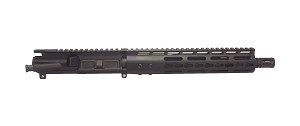 "5.56 NATO, 20"" Heavy Barrel, 1:7 Twist, Full-Length Gas System with 15"" M-Lok Handguard, Charging Handle"