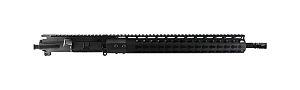 "5.56 NATO, 16"" Heavy Barrel, 1:7 Twist, Carbine Gas System with 15"" M-Lok Handguard, BCG and Charging Handle"