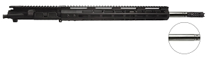 ".223 WYLDE upper, 16"" Stainless Steel Spiral Heavy Barrel, 1:8 Twist, Mid Length Gas System with 15"" M-Lok handguard"